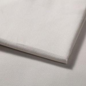 Top selling fashion plain dyed sweat pants cotton woven fabric jacket polyester cotton shirting fabric