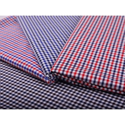 Guangzhou Wholesale 100% Cotton Combed Fabrics Best Selling Cheap Shirting Woven Textiles Fabric