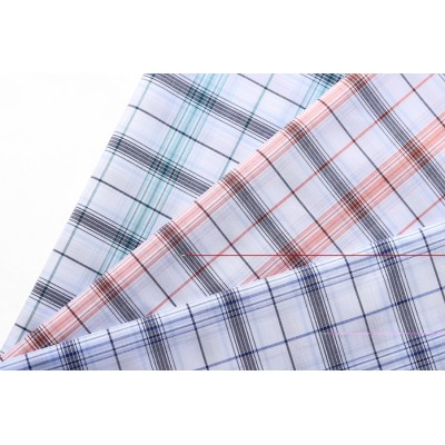 High Quality Professional Combed Shirting Woven Fabrics Hot Sale Fashion Garment Shirts Fabric