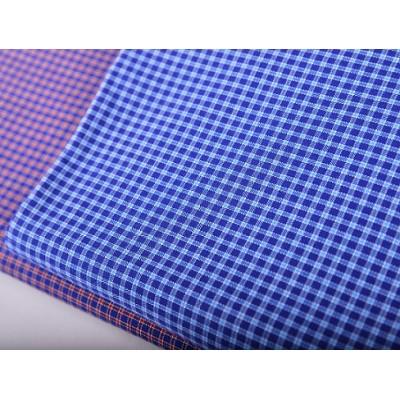 Wholesale Mercerized Shirting Fabrics Rolls Hot Sale Fashion 100% Cotton Shirts Woven Textiles Fabric