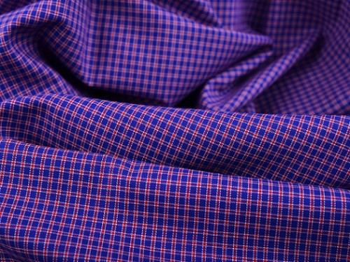 Wholesale Mercerized Shirting Fabrics Rolls Hot Sale Fashion 100% Cotton Shirts Woven Textiles Fabric