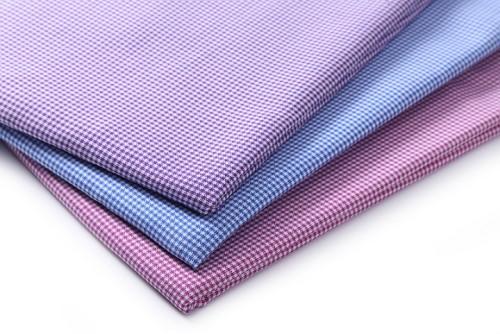 Fashion Imitation Silk Shirting Fabrics Top Selling Professional 100% Cotton Woven Fabric