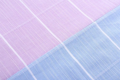 100% cotton plaid shirt fabric anti-static textile