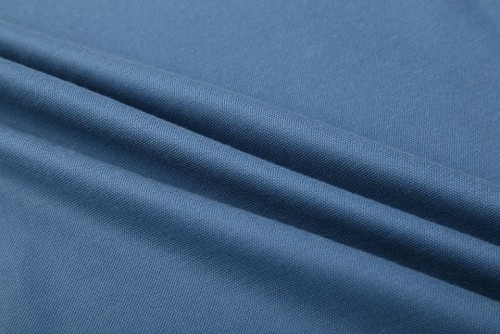 High Quality Custom Stock 40% Tencel 53% Cotton 4% Spandex Textile Fabrics For Sale