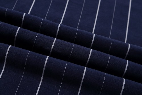 Wholesale all kinds of color striped shirt textile and clothing woven fabric