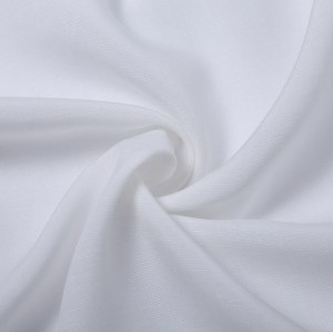 High quality tencel linen plain weave fabric