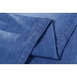 New style 100% Tencel soft high stretch jeans fabric