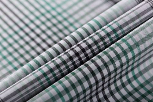 Hot sale wholesale custom clothing textile fabric high quality fashion shirt 100% cotton oxford fabric