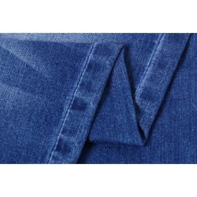 Factory price 98%cotton 2%spandex fashion stretch denim fabric high quality