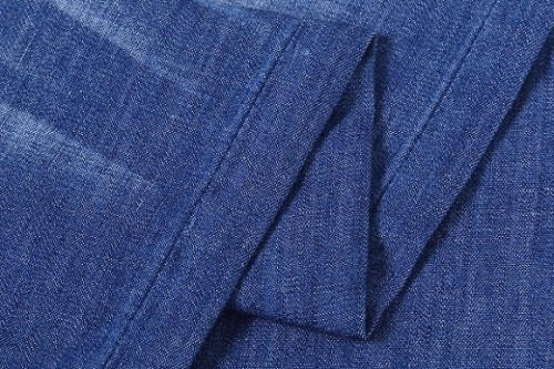 High stretch woven jeans 100 cotton cloth material denim fabric stock lot