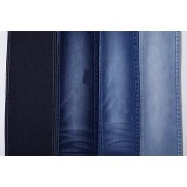 New design stretch jeans cotton polyester stocklot supplier denim fabric