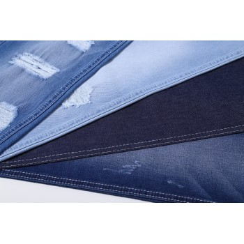 Comfortable woven stretch cloth levis jeans denim yarn 100% cotton