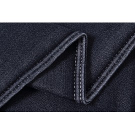Wholesale blend polyester cotton 12 oz stock lots fabric for 32 oz denim