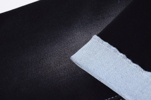 Wholesale blend polyester cotton 12 oz stock lots fabric for 32 oz denim