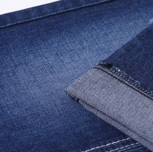 Factory mass production high quality comfortable denim fabric for jeans