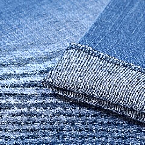 Fashion wholesale stretch men cloth jeans cotton denim fabric