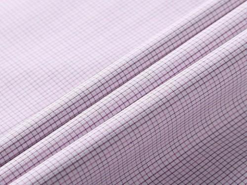 Top quality fashion yarn dyed woven textile fabrics wholesale plaid shirt 100% cotton fabric