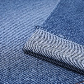 Good design fashion good quality comfortable denim fabric for men