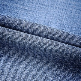 Manufacturer special design comfortable high-stretch denim fabric luxury