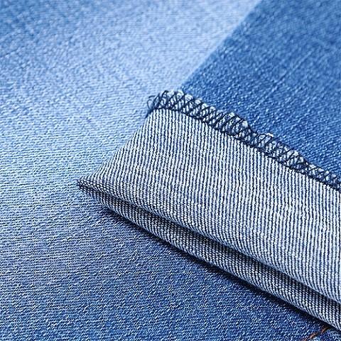 Manufacturer special design comfortable high-stretch denim fabric luxury