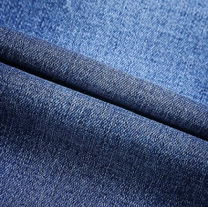 Fashion types of woven stretch stock denim spandex fabric