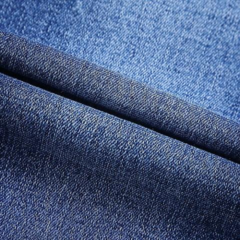 Fashion types of woven stretch stock denim spandex fabric