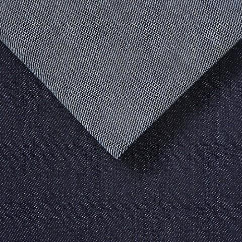Newest design wholesale price soft stock blue cotton denim