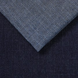Custom design 10*10 woven denim 66 cotton 33 polyester 1spandex