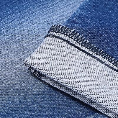Fashion new design high-stretch 16*150+20/150D viscose denim fabric