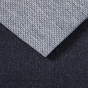 Factory supply soft breathable cotton elastane denim fabric