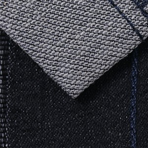 Hot selling 26*100D/20D+21 woven jeans comfortable blending denim fabric