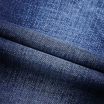 Factory direct sales 8+8*16TR/40+70 woven jeans soft cotton denim stock fabric