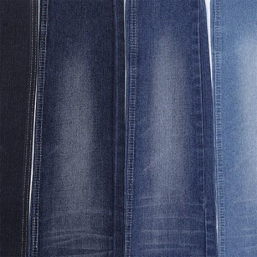 Brand new multicolor custom denim fabric construction for jeans
