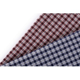 New design custom design breathable 100% cotton fabric for shirting textile products
