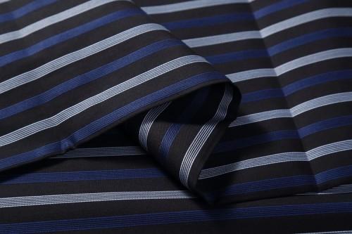 Hot fashion newest yarn dyed woven shirt 100% cotton stripe knits fabric