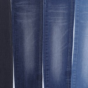 Hot sales good quality breathable light weight denim fabric for pants