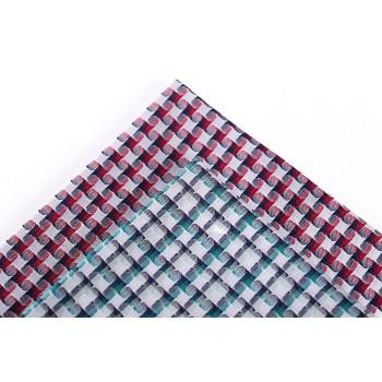 Elegant fancy design soft breathable 100% cotton woven jacquard fabric