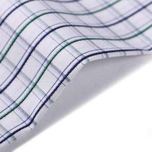 Newest design popular soft comfortable 100% cotton jacquard fabric