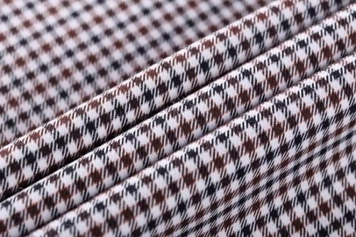 Wholesale custom woven plain poplin 100 cotton fabric material textile