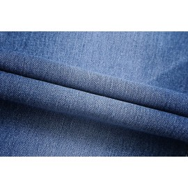 Wholesales price high quality stretch spandex viscose denim fabric for jeans