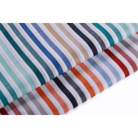 Custom design soft comfortable 100% cotton herringbone twill fabric