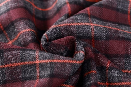 Custom adult garments yarn dyed textile cloth 100% cotton shirt poplin fabric