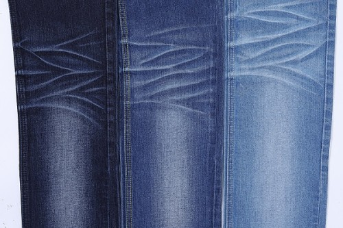 New arrival comfortable woven high stretch spandex denim fabric for men jeans