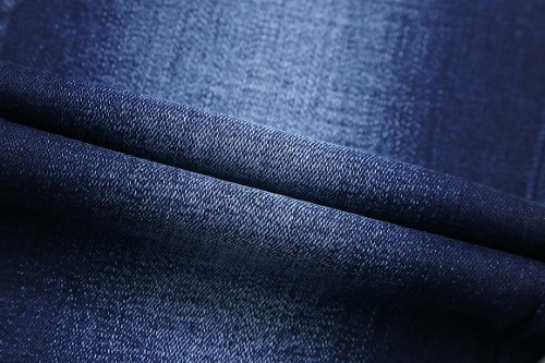 Factory direct sale eco-friendly comfortable woven elastane denim fabric for jeans
