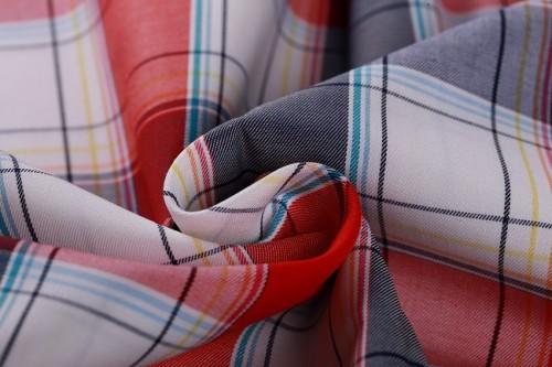 Hot sale fashion clothing woven fabric wholesale custom 100 cotton shirting fabric