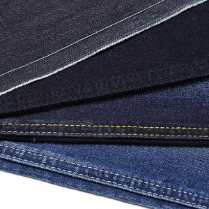 Good design high grade hot sales comfortable stock denim fabric for jeans