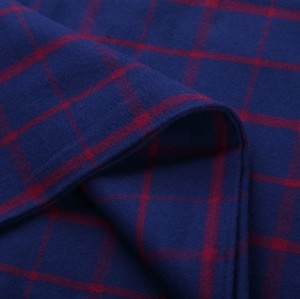 New design soft plain woven shirting yarn dyed fabric textile jacquard
