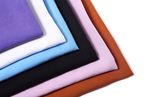 Fashion  tencel linen plain shirt textile china wholesale garment woven fabric