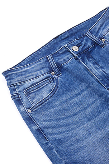 Newest design fashion high quality viscose denim fabric