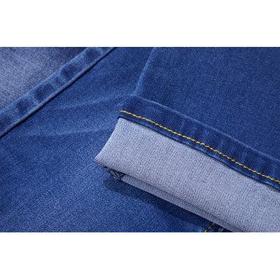 Factory wholesale breathable denim fabric with spandex